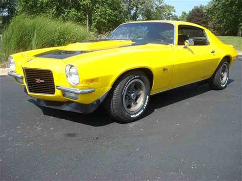 buy car manuals 1971 chevrolet camaro electronic valve timing 1971 chevrolet camaro for sale on classiccars com