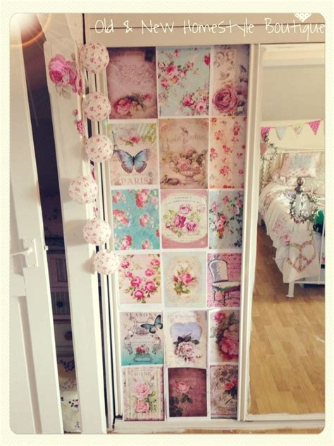 Decoupage Wardrobe - 17 best images about home decor ideas on