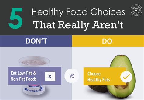 8 Healthy Foods That Actually Arent That For You by 5 Popular Quot Healthy Food Choices Quot That Really Aren T
