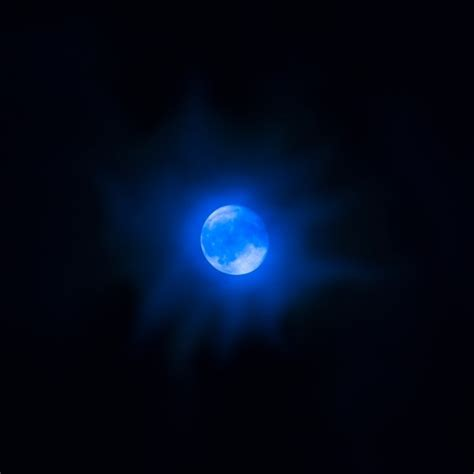 blue moon is there such a thing as a blue moon