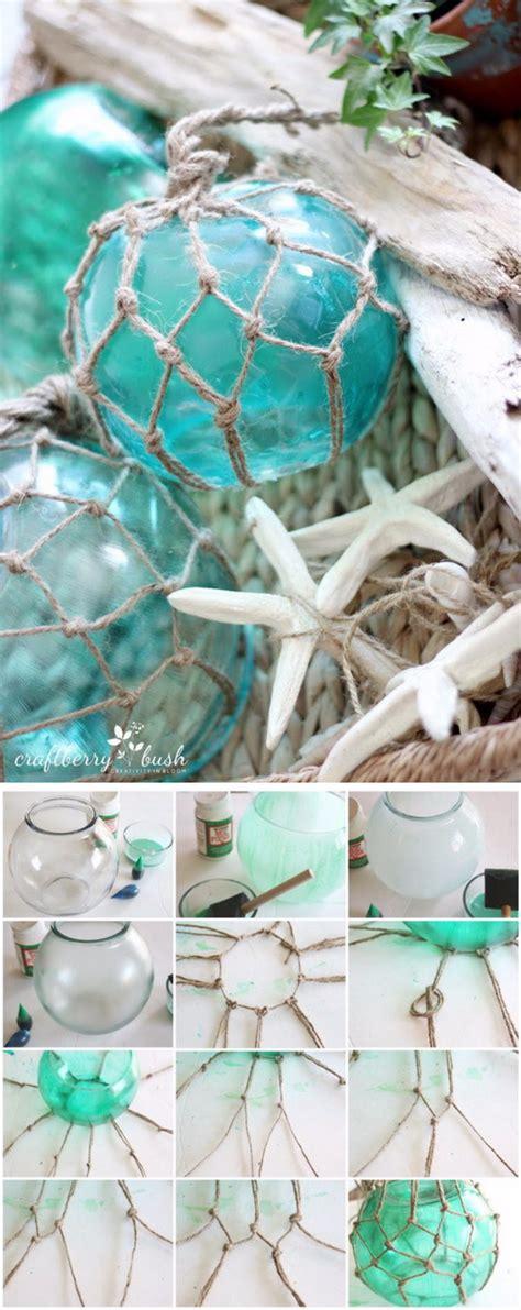 diy nautical home decor diy ideas tutorials for nautical home decoration
