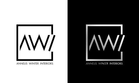 logo   architect  interior design company  alisw