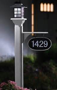 25 best ideas about address signs on address