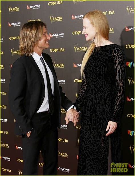 Kidman Celebrates Troubled Husbands Birthday With Watts by Kidman Keith Look So In At The G Day