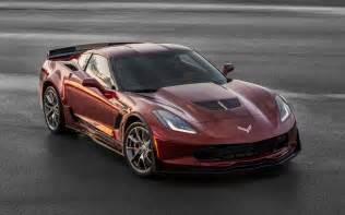 2016 chevrolet corvette z06 spice wallpaper hd car