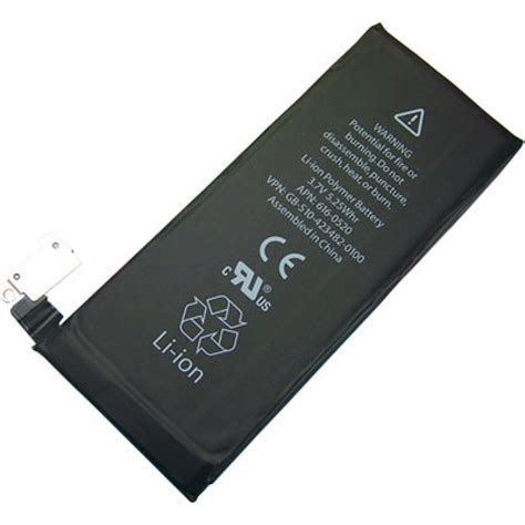 iphone 4 battery quot new generation quot iphone to use battery from taiwan