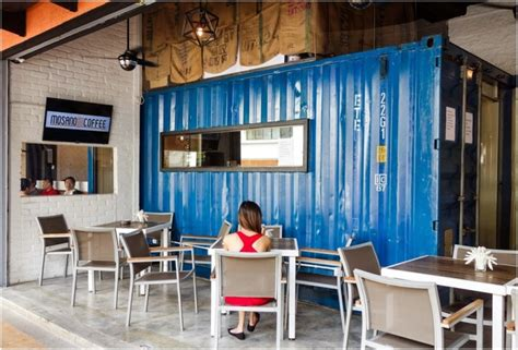 coffee shop design in malaysia 7 container cafes to check out in kl and selangor eatdrink