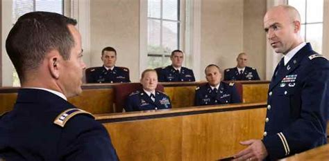 Army Court Martial Records How Many Members Sit On A Court Martial Panel Office Of Jocelyn C Stewart