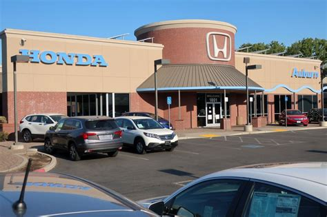 Auburn Honda by Auburn Honda 80 Photos 126 Reviews Garages 1801