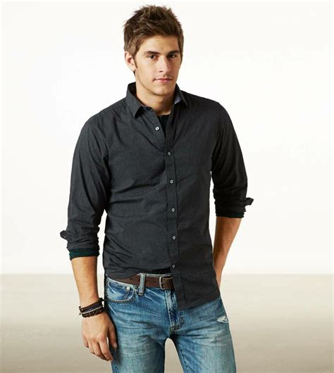 30465 American Casual Top khaki on shirt t shirt design database