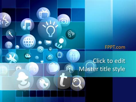 Technology Powerpoint Templates Free Powerpoint Templates Technology