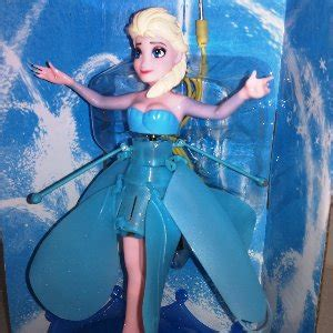 Flying Frozen Elsa Terbang jual flying frozen boneka terbang frozen baru