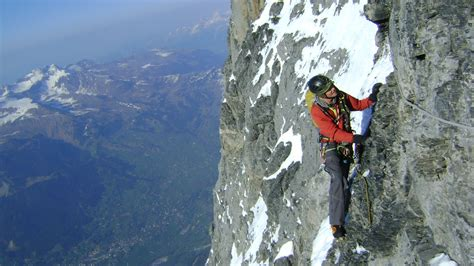 Eiger Traverse 1 1 Olive dave searle and ally swinton in eiger shocker my great