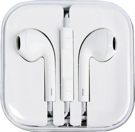 Headset Iphone 5 new earphone earpods headset with remote mic for apple iphone 6 5 4s 4 3gs and ipod hk