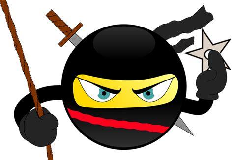 Ninja Smiley Japan · Free image on Pixabay Japanese Wallpaper