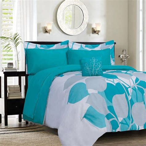 turquoise bed sets 25 best ideas about turquoise bedding on pinterest teal bedding teal and gray