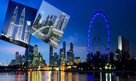 places  visit  travel  singapore  malaysia