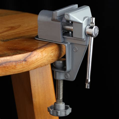 bench drill vice mini table vise electric drill stent clip on jewelry cl