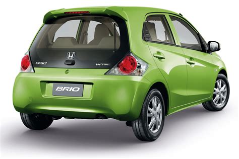 honda city brio price honda brio launches in thailand
