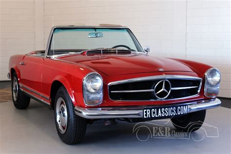 classic old vintage cars for sale mercedes benz 230sl for sale at e r classic cars