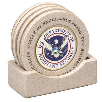 corporate desk accessories corporate desk accessories gf5898 cast coasters