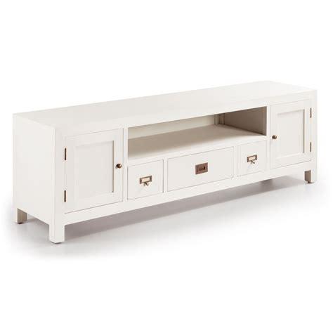 mobili legno bianco porta tv legno bianco etnico outlet mobili etnici