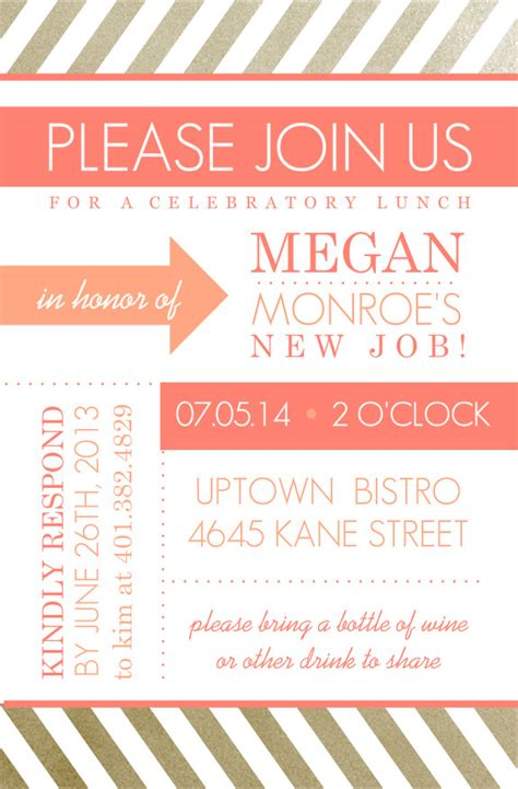 lunch invitation template image gallery lunch invitation template