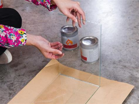 how to make a diy tabletop pit hgtv