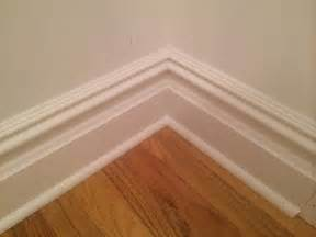 Colonial Vs Craftsman baseboard trim quarter round yes or no
