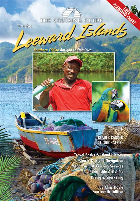 the cruising guide to the northern leeward islands books leeward islands cruising guides
