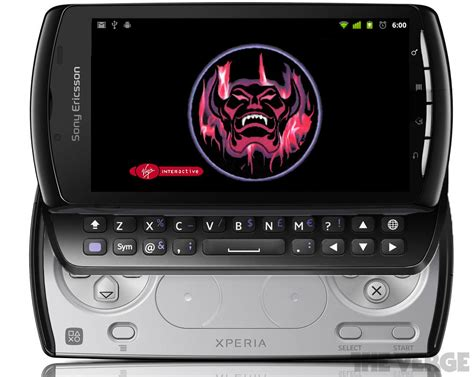 tutorial game keyboard xperia play xperia play gsm sony ericsson the verge