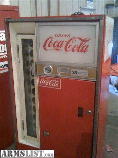 Sle Letter For Vendo Machine Armslist For Sale Vendo 61 Coke Machine