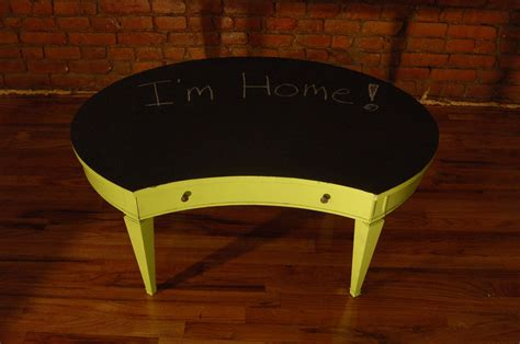 Chalkboard Coffee Table by Hey Look What I Made Chalkboard Coffee Table