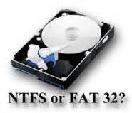 merubah format fat32 ke ntfs cara format hdd external ke fat32 di windows tips dani