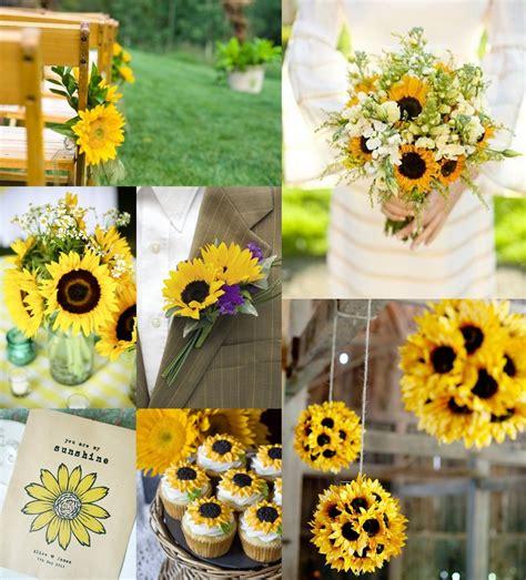 Dekorieren Mit Sonnenblumen by Sonnenblumen Deko 50 Wundersch 246 Ne Blumengestecke