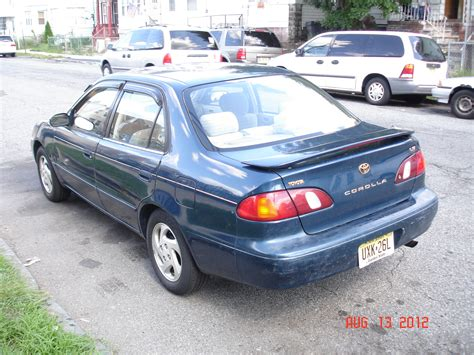 Toyota Corolla 1998 1998 Toyota Corolla Pictures Cargurus