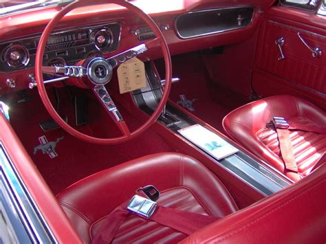 1966 Ford Mustang Interior Kits by 66 Mustang Interior