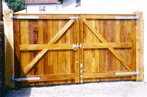 large gate how to build building a large gate for a wood fence pdf plans