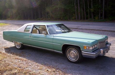 1975 cadillac coupe for sale 1852414 hemmings