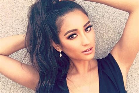 Shay Mitchell?s Best Haircuts and Styles   Hair World Magazine