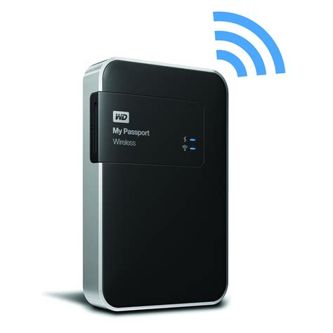drive mobile wd 2tb my passport wireless portable external drive