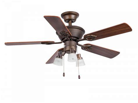ventilateur lustre ventilateur plafonnier maewo brun fonc 107cm 5 pales
