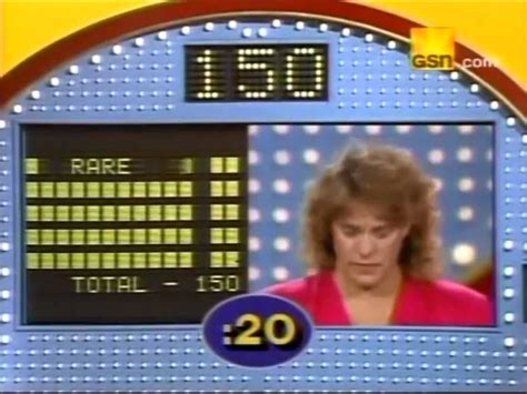 Family Feud Fast Money Win - family feud 1988 syndication premiere fast money win with flashing grand cash