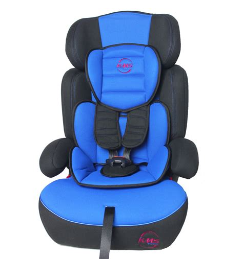 blue booster car seat baby child children convertible car seat booster 1 2