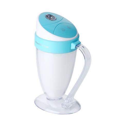 Mini Atomization Usb Humidifier 200ml fashion moonlight cup handheld led mini atomization