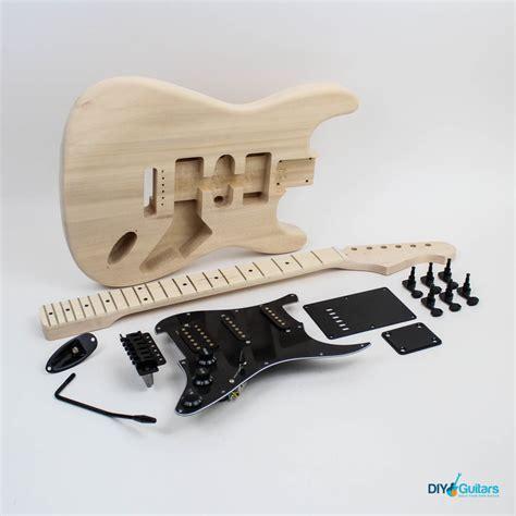 Gitar Les Paul X Stratocaster Kwn fender stratocaster style guitar kit diy guitars