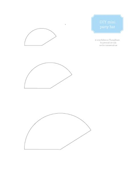 paper hat template paper hat template cake ideas and designs