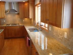 colonial gold granite with maple cabinets 13 best images about granite on maple floors