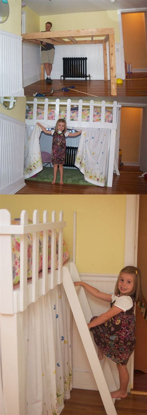 little girl loft bed little girl loft bed love this but of course we could