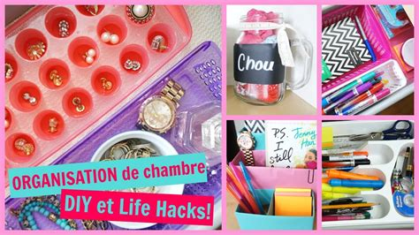 diy life hack organisation de chambre diy life hacks youtube